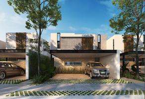 Foto de casa en venta en el origen , xcanatún, mérida, yucatán, 18409767 No. 01