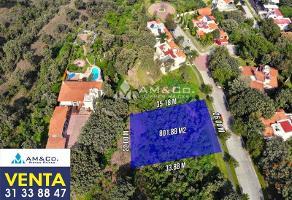 Foto de terreno habitacional en venta en el palomar , el centarro, tlajomulco de zúñiga, jalisco, 0 No. 01