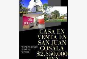 Foto de casa en venta en  , el panteón, jocotepec, jalisco, 8611863 No. 01