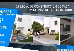 Foto de casa en venta en  , el pedregal, banderilla, veracruz de ignacio de la llave, 11851133 No. 01