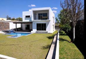 Foto de casa en venta en el pedregal , el pedregal, tequisquiapan, querétaro, 0 No. 01