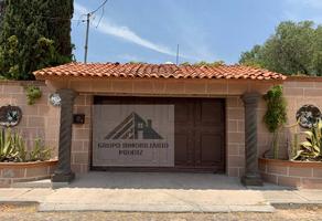 Foto de casa en venta en  , el pedregal, tequisquiapan, querétaro, 16798836 No. 01