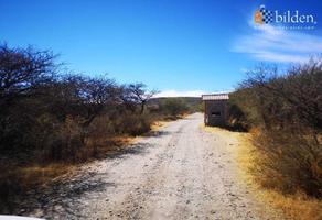 Foto de terreno comercial en venta en el pilar , pilar de zaragoza, durango, durango, 0 No. 01
