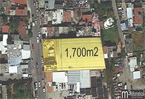Foto de nave industrial en venta en  , el polvorín, cuernavaca, morelos, 16857180 No. 01