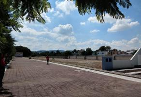 Foto de terreno habitacional en venta en  , el pueblito centro, corregidora, querétaro, 0 No. 01