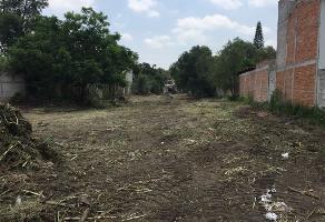 Foto de terreno habitacional en venta en  , el pueblito, corregidora, querétaro, 13959118 No. 01