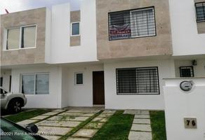 Foto de casa en renta en  , el pueblito, corregidora, querétaro, 22185939 No. 01