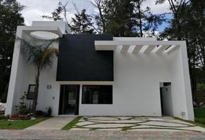 Foto de casa en condominio en venta en el ranchito , san cristóbal tepontla, san pedro cholula, puebla, 16871901 No. 01