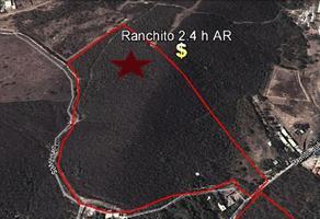 Foto de terreno habitacional en venta en  , el ranchito, santiago, nuevo león, 18639481 No. 01