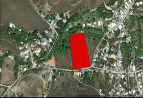 Foto de terreno habitacional en venta en  , el ranchito, santiago, nuevo león, 0 No. 01