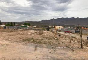 Foto de terreno habitacional en venta en  , el refugio, arteaga, coahuila de zaragoza, 17157961 No. 01