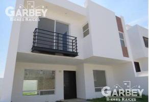 Foto de casa en venta en  , el refugio, cadereyta de montes, querétaro, 11576538 No. 01