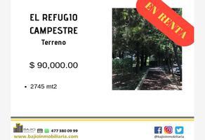 Foto de terreno comercial en renta en . ., el refugio campestre, león, guanajuato, 6926103 No. 01