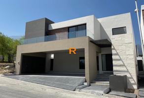 Foto de casa en venta en  , el refugio, monterrey, nuevo león, 0 No. 01