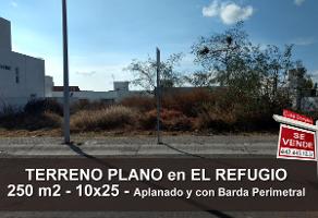 Foto de terreno habitacional en venta en el refugio , residencial el refugio, querétaro, querétaro, 14369020 No. 01