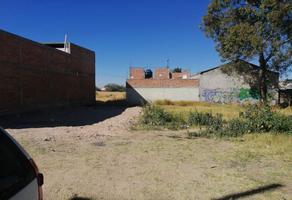 Foto de terreno habitacional en venta en . ., el riego, aguascalientes, aguascalientes, 0 No. 01