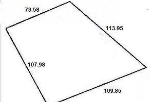 Foto de terreno habitacional en venta en el roble agrícola , el roble, mérida, yucatán, 0 No. 01