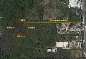 Foto de terreno habitacional en venta en  , el roble agrícola, mérida, yucatán, 11843218 No. 01