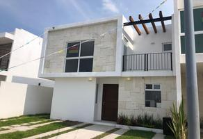 Foto de casa en venta en  , el roble, corregidora, querétaro, 14364437 No. 01