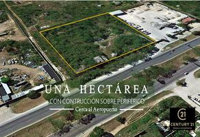 Foto de terreno habitacional en venta en  , el roble, mérida, yucatán, 16000985 No. 01