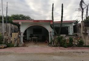 Foto de casa en venta en  , el roble, mérida, yucatán, 18253524 No. 01