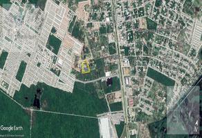 Foto de terreno habitacional en venta en  , el roble, mérida, yucatán, 19117347 No. 01