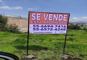 Foto de terreno habitacional en venta en  , el rosario, cuautitlán izcalli, méxico, 0 No. 01