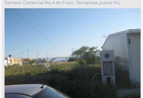 Foto de terreno comercial en venta en el sabinal , residencial terranova, juárez, nuevo león, 13268250 No. 01