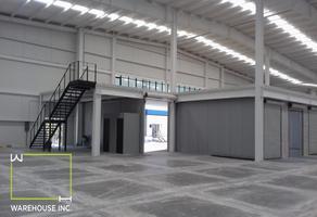 Foto de nave industrial en renta en  , el sabino, cuautitlán izcalli, méxico, 11210298 No. 01