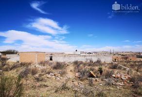 Foto de terreno habitacional en venta en  , el saltito, durango, durango, 12425385 No. 01
