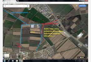 Foto de terreno comercial en venta en el sauz , el sáuz bajo, pedro escobedo, querétaro, 16773317 No. 01