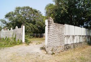Foto de terreno habitacional en venta en  , el tejar, medellín, veracruz de ignacio de la llave, 18463420 No. 01