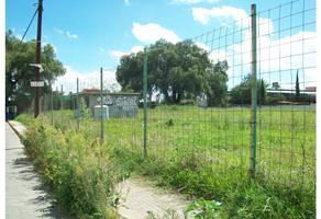 Foto de terreno habitacional en venta en  , el tejocote, ecatepec de morelos, méxico, 16056346 No. 01