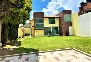 Foto de casa en venta en  , el tejocote, tlaxcala, tlaxcala, 0 No. 01