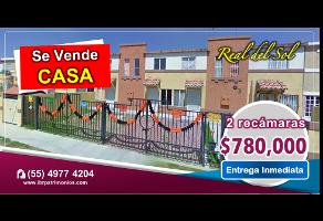Foto de casa en venta en  , real del sol, tecámac, méxico, 16738178 No. 01