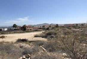 Foto de terreno habitacional en venta en  , el tezal, los cabos, baja california sur, 14184203 No. 01
