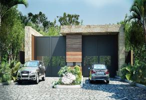 Foto de terreno habitacional en venta en  , el tigrillo, solidaridad, quintana roo, 6809241 No. 01