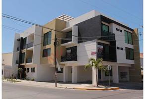 Foto de departamento en venta en  , el toreo, mazatlán, sinaloa, 14165909 No. 01