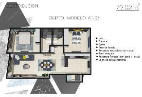 Foto de departamento en venta en  , el toreo, mazatlán, sinaloa, 15232367 No. 01