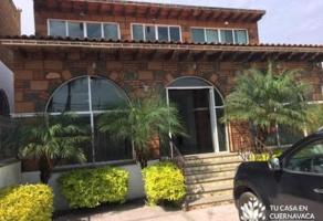 Foto de casa en venta en  , el universo, cuernavaca, morelos, 0 No. 01