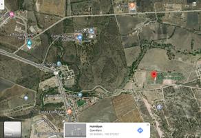 Foto de terreno comercial en venta en el vegil , el granjeno, huimilpan, querétaro, 17032264 No. 01