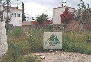 Foto de terreno habitacional en venta en  , el vergel, tequisquiapan, querétaro, 16771740 No. 01