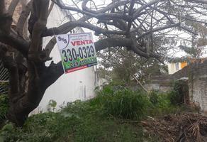 Foto de terreno habitacional en venta en  , el vergel, veracruz, veracruz de ignacio de la llave, 17655624 No. 01