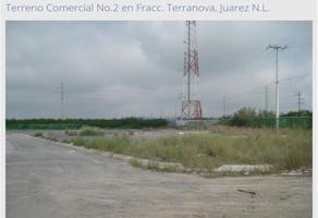 Foto de terreno comercial en venta en el vizcaino , residencial terranova, juárez, nuevo león, 13268240 No. 01