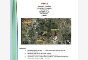 Foto de terreno habitacional en venta en el yerbal , san mateo, tepeji del río de ocampo, hidalgo, 0 No. 01
