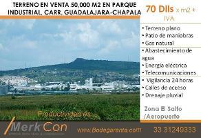 Foto de terreno habitacional en venta en  , el zapote del valle, tlajomulco de zúñiga, jalisco, 6580234 No. 01