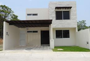 Foto de casa en venta en  , el zapote, jiutepec, morelos, 10875079 No. 01