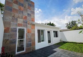 Foto de casa en venta en  , el zapote, jiutepec, morelos, 10875087 No. 01