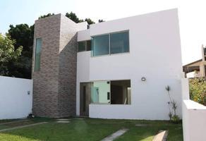 Foto de casa en venta en  , el zapote, jiutepec, morelos, 7962783 No. 01