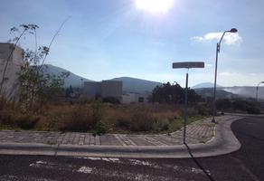 Foto de terreno habitacional en venta en elbrus , nuevo juriquilla, querétaro, querétaro, 18437500 No. 01